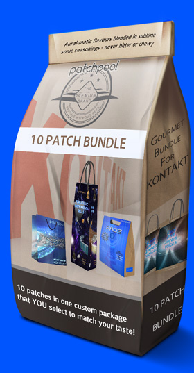10 Patch Bundle - Kontakt - Patchpool