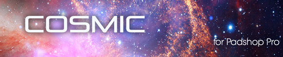 Cosmic for Padshop Pro