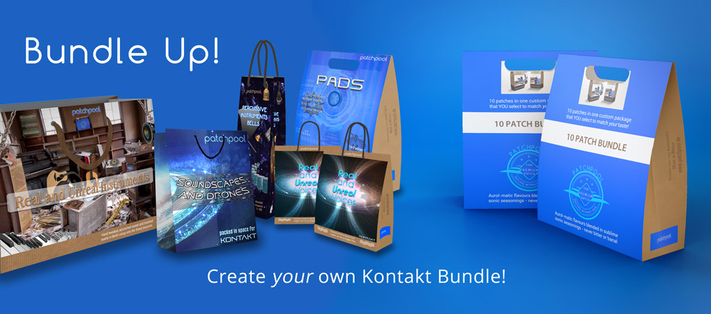 KONTAKT 10 Patch Bundle - Patchpool