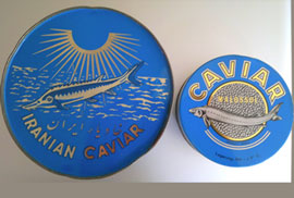 Metallurgy - Caviar Cans