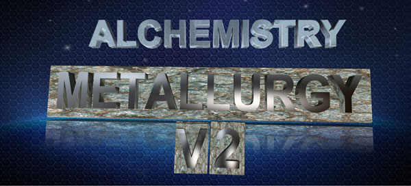 Alchemistry Metallurgy for Alchemy - Patchpool