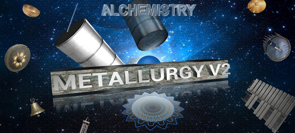 ALCHEMISTRY METALLURGY V2