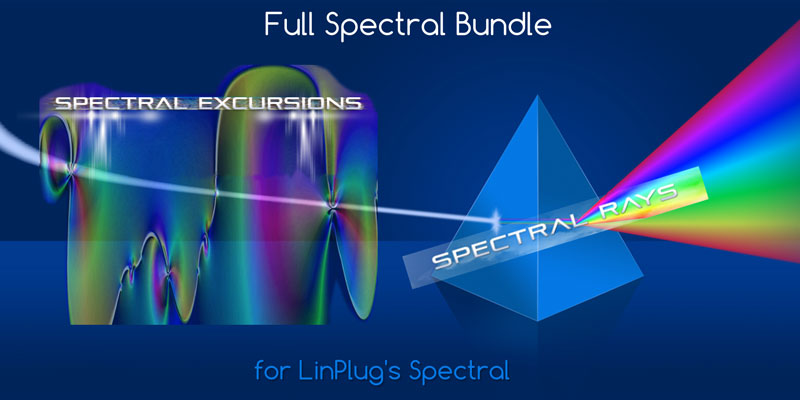 Spectral Bundle LinPlug's Spectral Synth - Patchpool